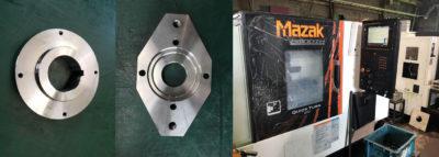 規格品・特注品の製造に対応 汎用旋盤・NC旋盤・複合旋盤保有