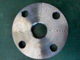 溶接フランジ(JIS 5K 40A-BL)規格外品