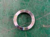 スペーサー‐非調質高強度鋼MM45 旋盤加工品-